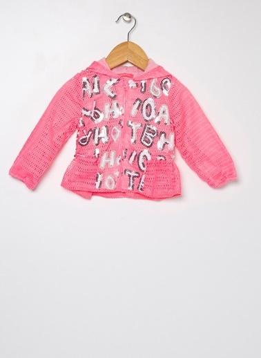 BG Baby Sweatshirt Pembe